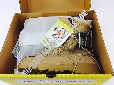 NEW USMC Gore-Tex Tactical Combat Boots 8.5 XW 8 1/2  Hunting Hiking Waterproof