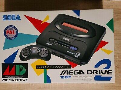 Console SEGA Mega Drive 2