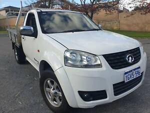 2013 Great Wall 4wd turbo diesel ute Wangara Wanneroo Area Preview