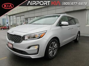 2019 Kia Sedona SX+ Demo 4.15% OAC / Leather/Sunroof/ 8 seater