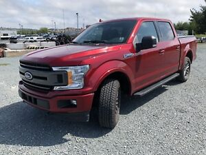 2018 Ford F150 XLT FX4 Sport 4X4 Takeover Financing