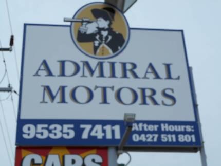 Other Ads from Admiral Motors Pty Ltd | Gumtree Australia