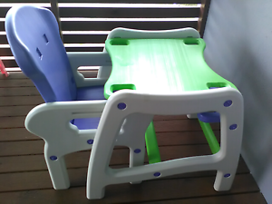Kids table and chair Usher Bunbury Area Preview