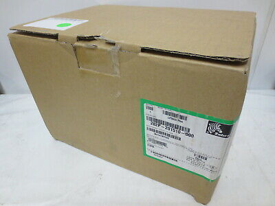Zebra Lp 2824 Plus Thermal Label Printer 282p-201510-000 W Ac - Tested