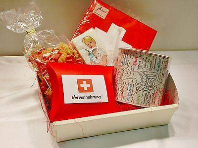 Geldgeschenk Geburtstag, SOS, 1.Hilfe Korb, Krankenschwester, lustiges Geschenk  online kaufen