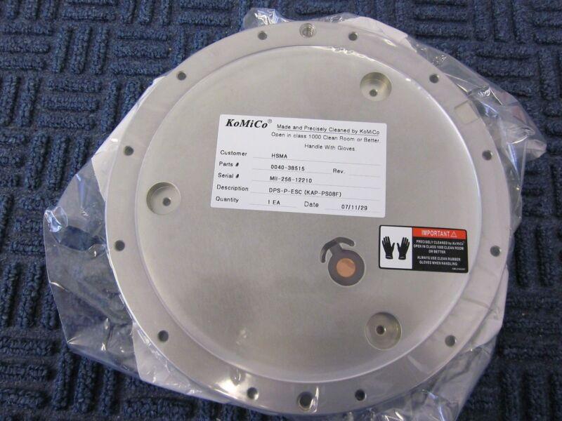 Amat Applied Materials 0040-38515 Dps-p-esc Chuck (kap-ps08f)