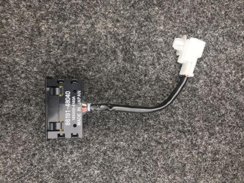 08-13 Toyota Highlander Video Terminal Adapter Oem New  86191-48040-C0