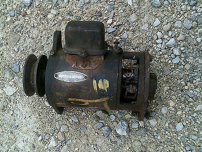 Farmall Ih A B C Bn Av Tractor Original 6v Generator Belt Drive Pulley