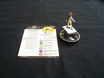 DC Heroclix - Justice League Unlimited JLU - ACE #058 Super Rare SR