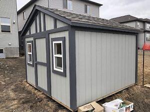 MASSIvE shed professionally built 10 x10 feet