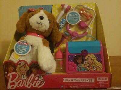 Barbie Kiss & Care Pet Vet