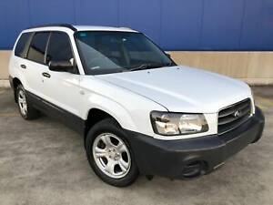 2005 Subaru Forester X Automatic SUV - Very Tidy! Slacks Creek Logan Area Preview