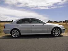 1996 BMW 540i Sedan Somerset Waratah Area Preview