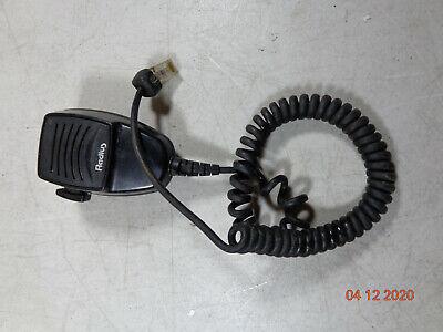 Motorola Cdm1550 Vhf Cdm Maxtrac Pm400 Uhf Cm300 8 Pin Led Radius Radio Mic