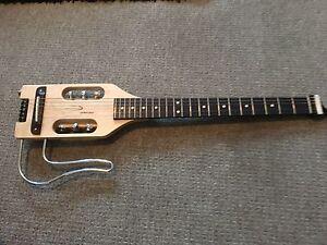 Traveler ultra light acoustic/electric guitar Newtown Inner Sydney Preview