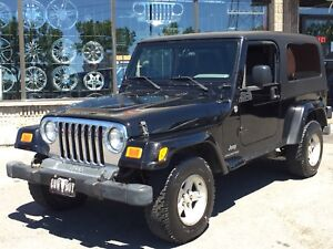2005 Jeep Wrangler unlimited 196000km  9500$