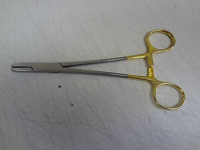 Tc Sternal Wire Twister Needle Holder 7 Dental Orthodontic Surgical German Ce