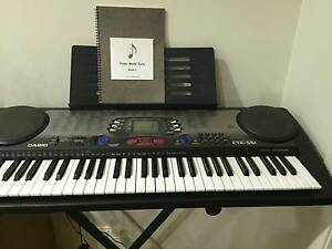 Casio CTK 551 Keyboard Como Sutherland Area Preview