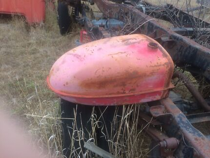 Tractor fuel tank, international, hot rod Nairne Mount Barker Area Preview