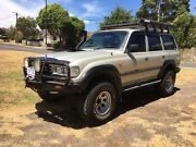 Toyota LandCruiser 4.2 turbo diesel 1996 Broadmeadows Hume Area Preview