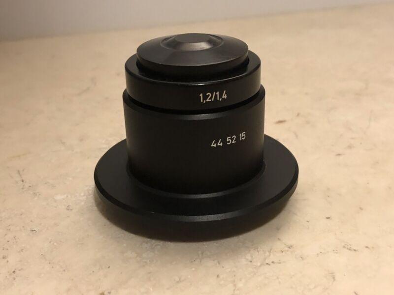 Zeiss Microscope Dedicated Ultra Darkfield Condenser 1.2/1.4