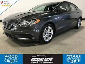 2018 Ford Fusion SE REARVIEW CAMERA, BLUETOOTH, USB