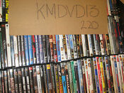 Wholesale DVD Lot Resale