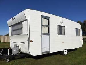 6 Berth/sleepeer 1988 Full annex family Caravan Sydenham Brimbank Area Preview