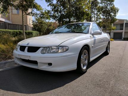 2001 VU - V8 Manual - GEN 3 LS1 - $40 per week