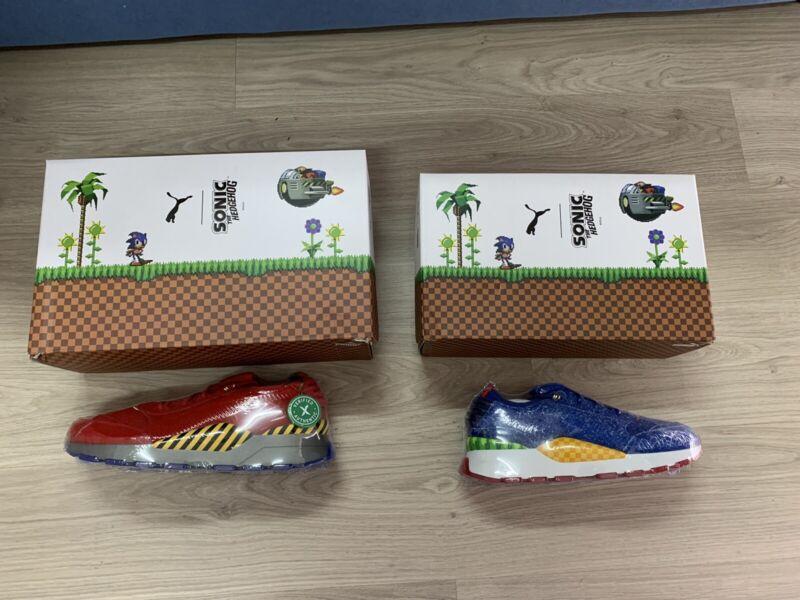 Puma X Sonic The Hedgehog Rs 0 Men S Shoes Gumtree Australia Ryde Area West Ryde 1250054655