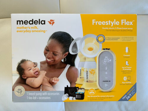 Medela Freestyle Flex Portable Double Electric Breast Pump - $199.00