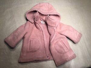 Dusty Rose jacket 18M