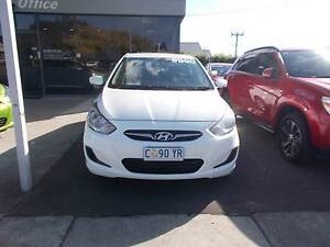 2011 Hyundai Accent Sedan Devonport Devonport Area Preview