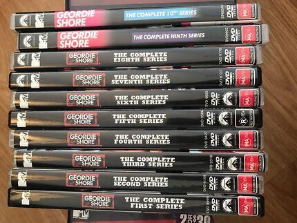 Geordie Shore Season 1-10