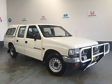 1992 Holden Rodeo Dual cab ute North St Marys Penrith Area Preview