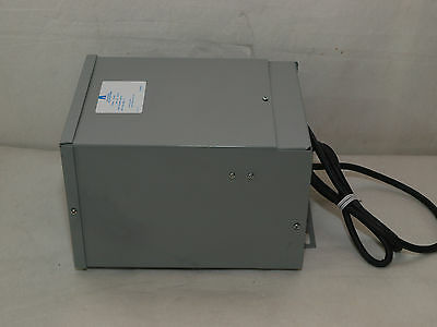 Acme Electric T160835 Single Phase Steel Auto Transformer Enclosure 2000 Va New