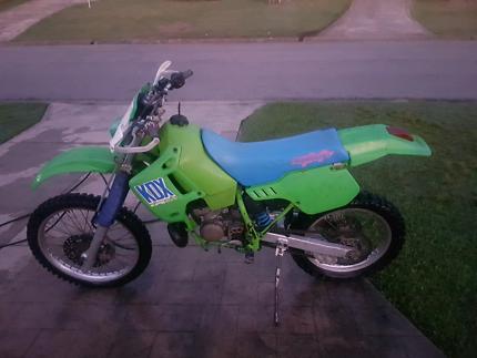 1990 kdx200e