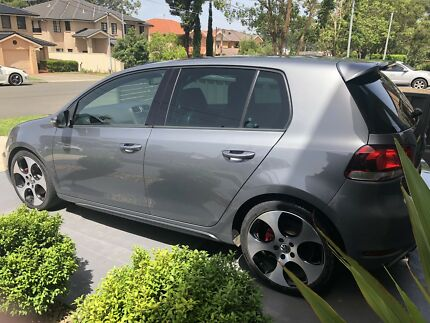 2013 VW GOLF GTI - LONG REGO Parramatta Parramatta Area Preview