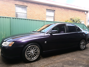 HOLDEN VY - 5spd  MANUAL Roselands Canterbury Area Preview