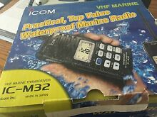 Icom VHF Marine Waterproof Radio North Fremantle Fremantle Area Preview