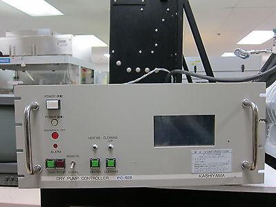 Kashiyama Dry Pump Controller Pc-026 Sp-80266 C6-1282 401184