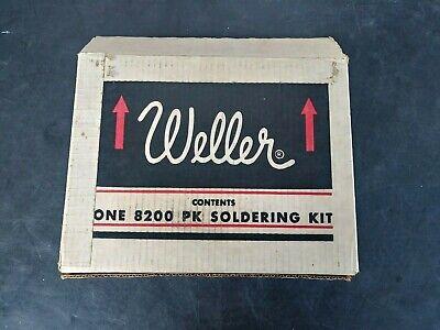 Weller - Duel Heat 100140 Watt Soldering Gun Kit - 8200 Pk