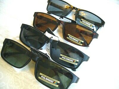 MEN'S POLARIZED SUNGLASSES ~A RAY BAN LOOK- ALIKE~( G-56 ) UVA & UVB (Polarized Sunglasses Uva Uvb Protection)