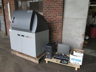 Ab Dick Presstek Dpm 34sc Plate Maker Platemaster Computer Monitor