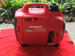 Honda Inverter Generator Mount Nathan Gold Coast West Preview