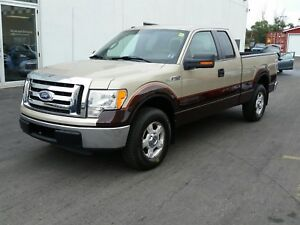 2010 Ford F-150 SuperCab 6.5-ft. Bed 2WD