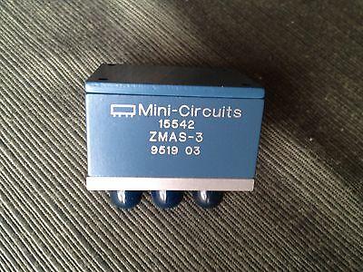 Mini-circuits Zmas-3 Attenuator Switch 50 Bi-phase 1 To 200 Mhz