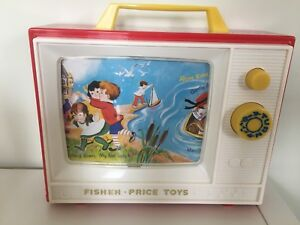 Fisher Price classic toy tv