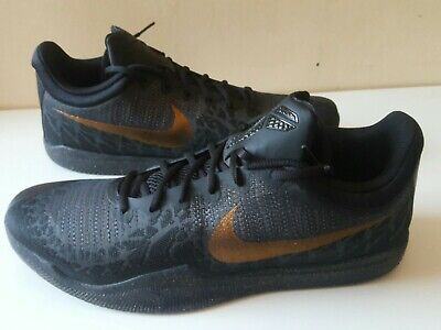 new Nike Kobe Mamba Rage Basketball Trainers RARE DEADSTOCK SIZE 12 UK