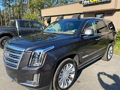 2016 Cadillac Escalade PLATINUM 2016 Cadillac Escalade Platinum 4WD Low Miles with Extended WARRANTY One Owner